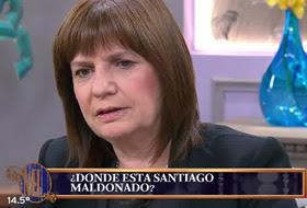 Maldonado -como el poncho- no aparece