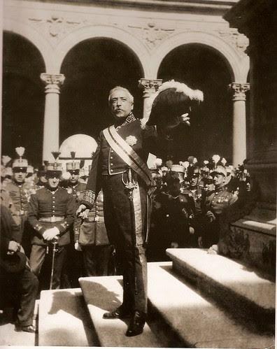 Niceto Alcalá Zamora en Toledo  (Fotografía Rodríguez)