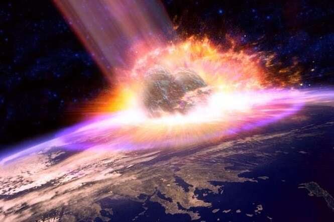 Especialista afirma que meteoro pode acabar com a Terra na próxima semana