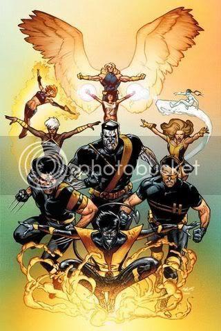 Ultimate X-Men by Stuart Immonen