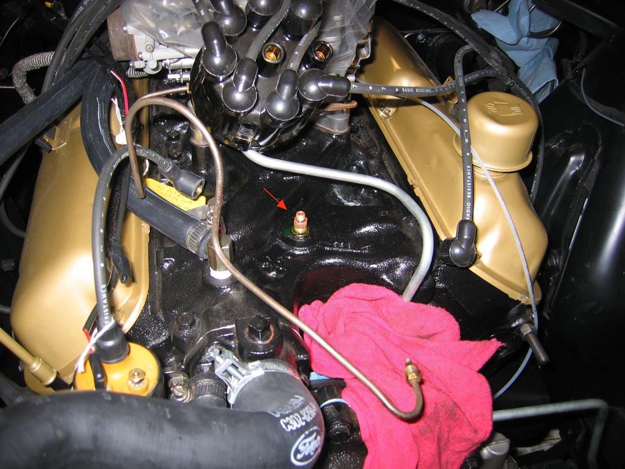 Engine Temp Gauge Not Working Vintage Mustang Forums