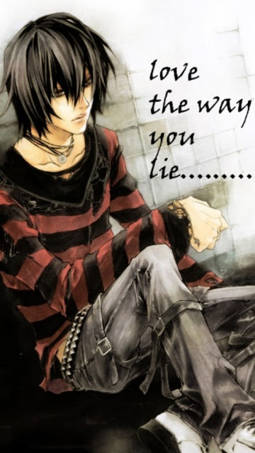 Download The way you lie - Manga boys for your mobile cell ...