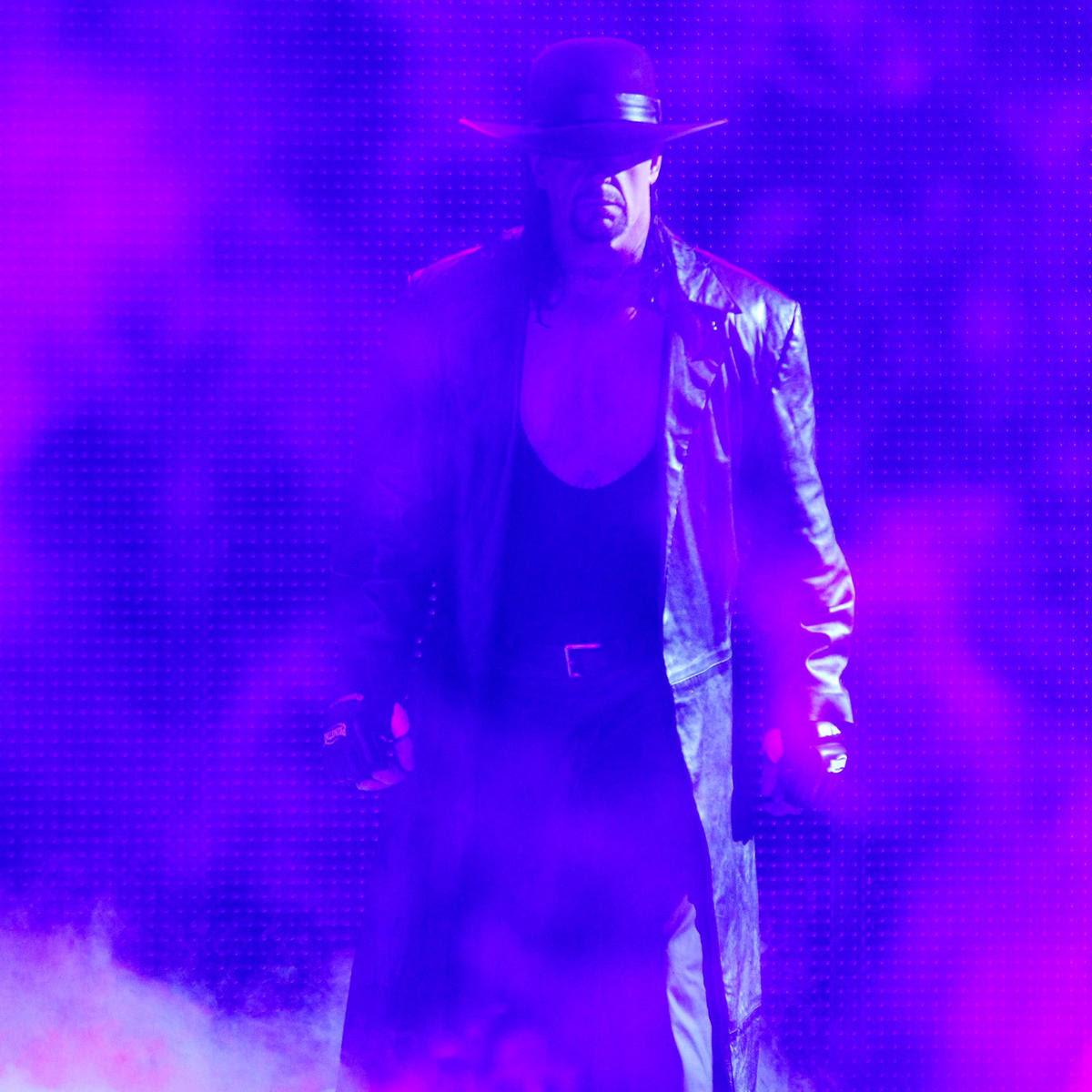 But he gets The Undertaker instead.
