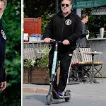 Russell Crowe i Stockholm – oväntade bilden på världsstj...