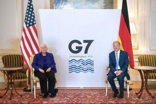 Las naciones del G7 alcanzan un histórico acuerdo fiscal mundial para que los gigantes tecnológicos paguen una parte justa