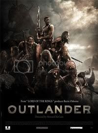 Outlander Official Poster