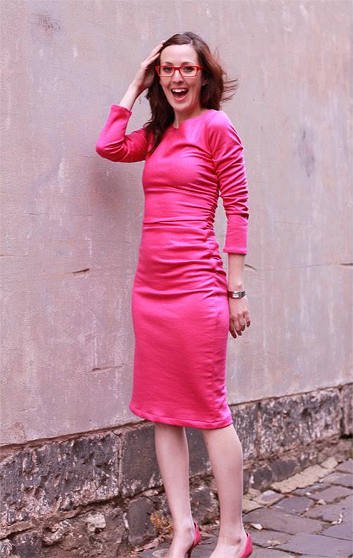 Pink Dress #1