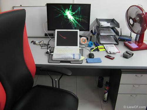 Blogging Workspace