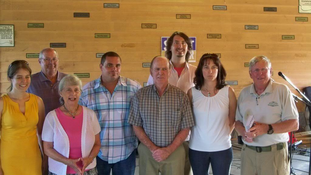 Bob Scott and Candidates for Alderman