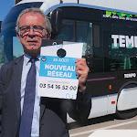 Grand Nancy : le nouveau réseau de transport bientôt déployé sur le réseau Stan
