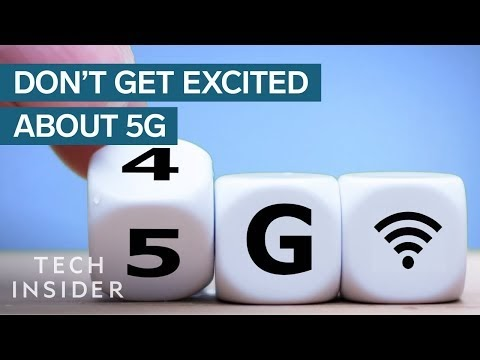 Ready for 5G
