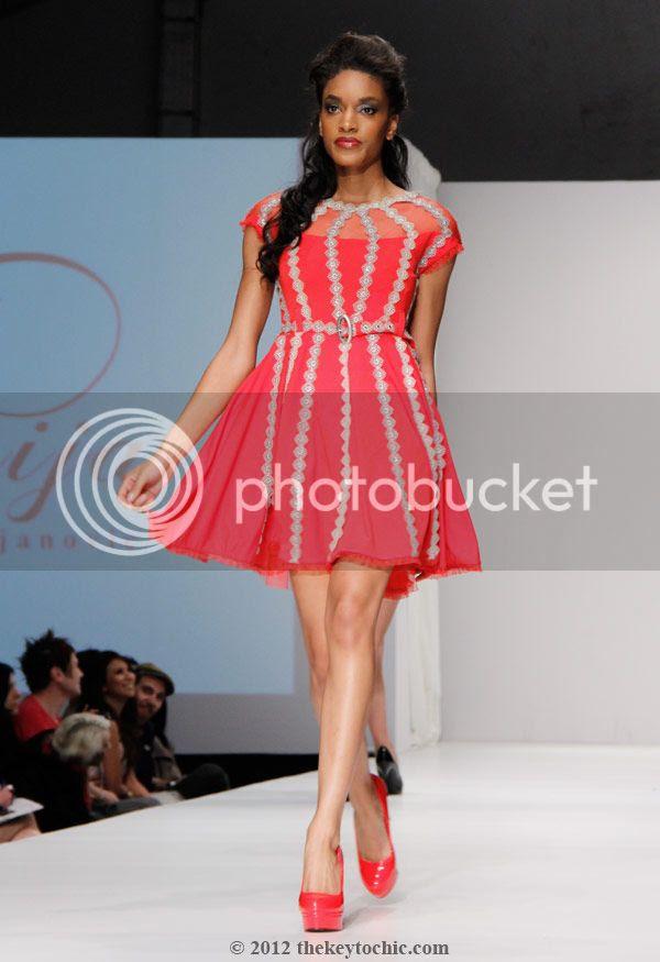 Vilorija fashion show, L.A. Fashion Weekend