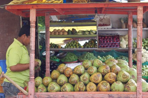 Coconut walla