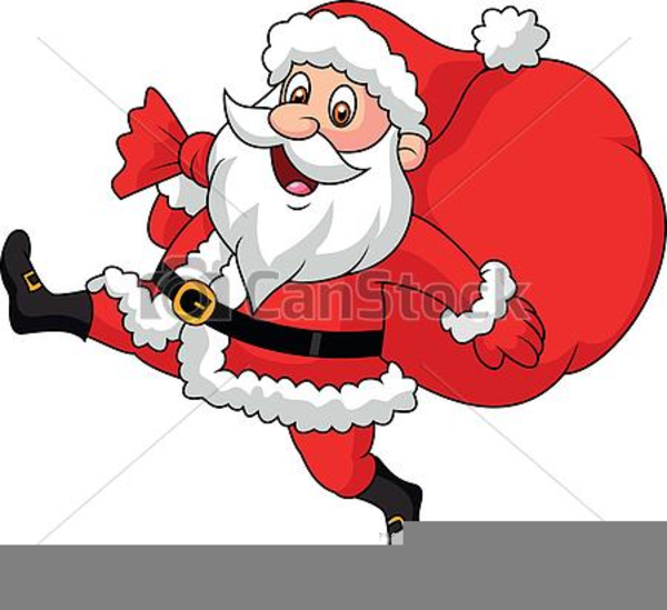 Free Animated Santa Claus Clipart Free Images At Clkercom