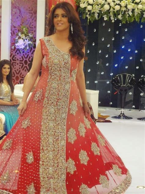 Latest Pakistani Morning Show Dresses 2015,Formal,Bridal