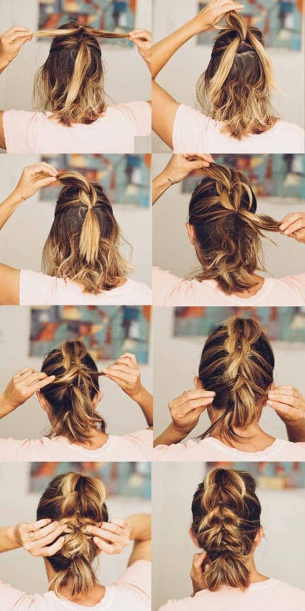 10 Coiffures Pour Cheveux Courts à Essayer Absolument