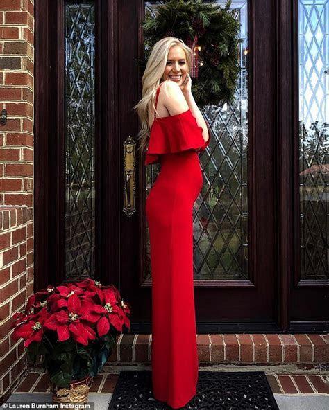 Arie Luyendyk and pregnant fiancée Lauren Burnham reveal
