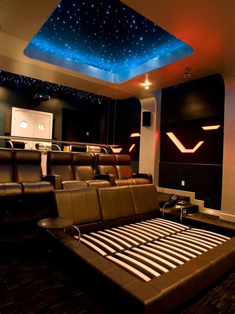 home theater ideas design ideas  home theaters hgtv