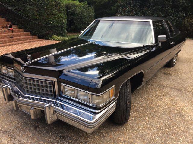 1976 Cadillac Coupe Deville all original - Classic ...