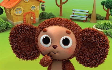 cheburashka crocodile gena friend wallpapers  images