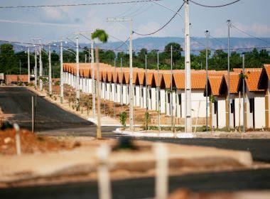 Minha Casa Minha Vida contratará entre 600 mil e 700 mil unidades em 2018, diz Temer