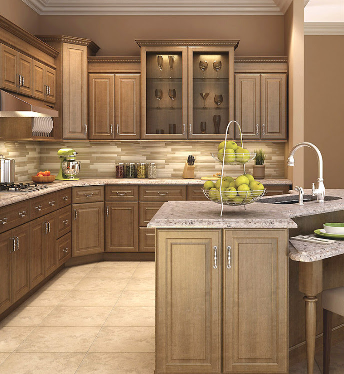 Wellborn Kitchen Cabinet Gallery | Kitchen Cabinets ...