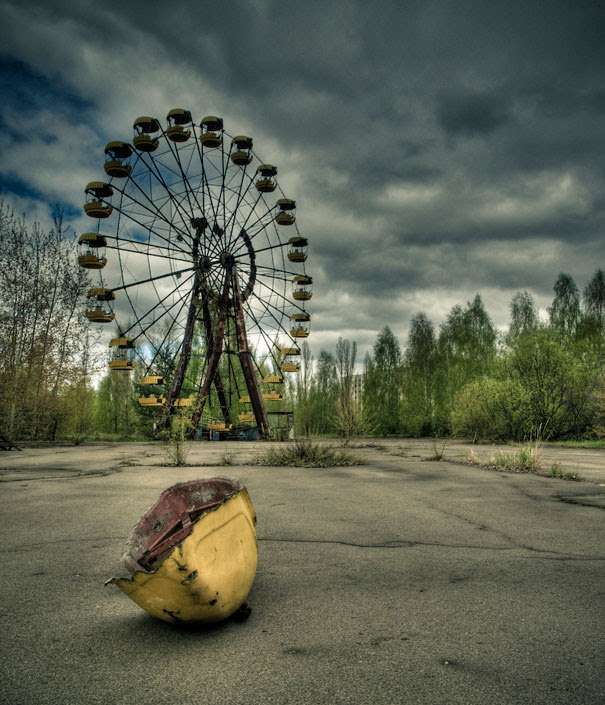 Pripyat la rueda de la fortuna Los fenómenos paranormales de Pripyat