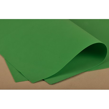 Foamiran - zielony