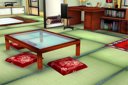 MMD Japanese Style Room