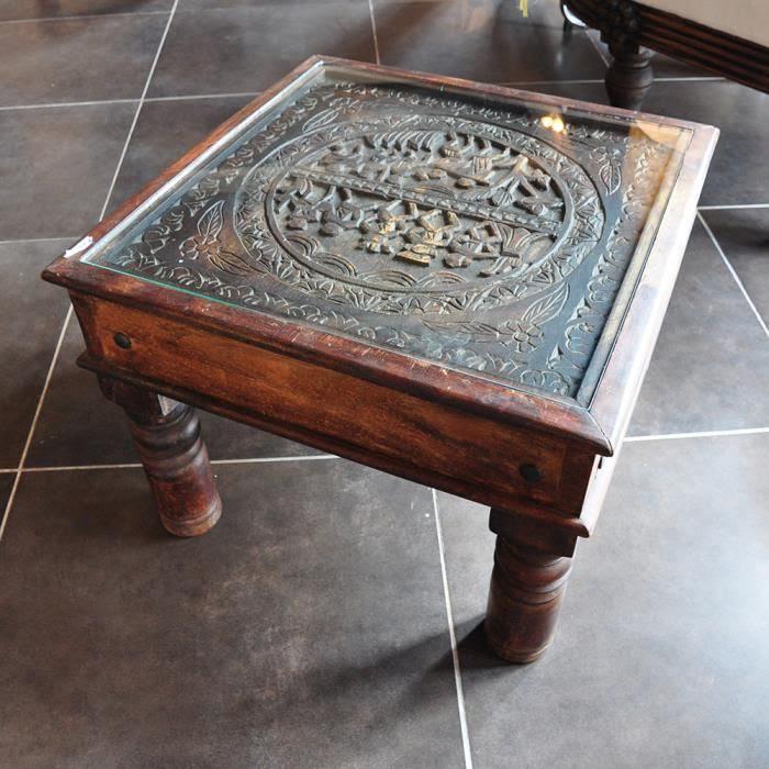 meuble cuisine table table basse inde. Black Bedroom Furniture Sets. Home Design Ideas