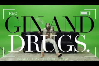 """Wiz Khalifa ft. Problem - """"Gin and Drugs"""" (Official Video)"""