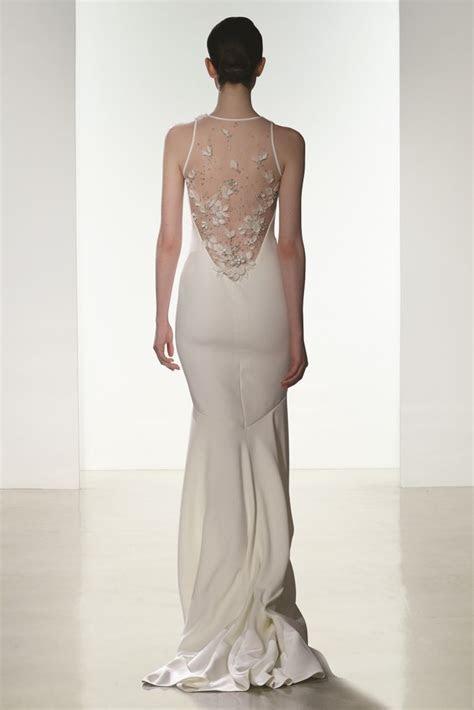 Amsale Designer Wedding Gowns for Spring 2016