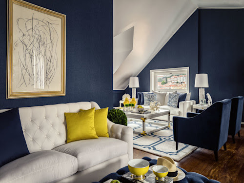 Küçük Odaların Duvarları Için 10 şaşırtıcı Renk