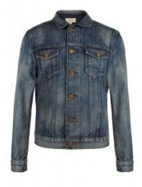 Allsaints Bloomsbury Denim Jacket