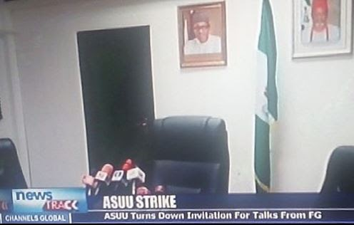 Reasons why ASUU would not dialogue with the Federal government,to end the indefinite strike