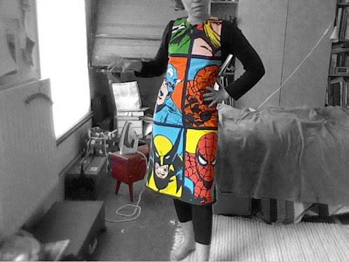 marvellous dress