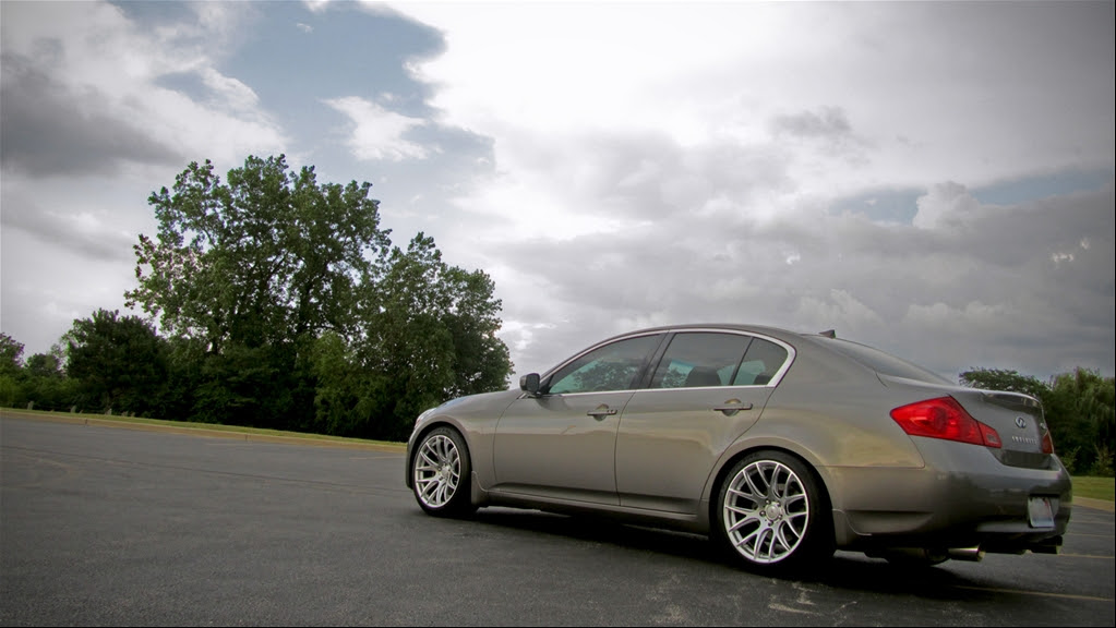 Miro Type 111 Wheels On G G35driver Infiniti G35 G37 Forum Discussion