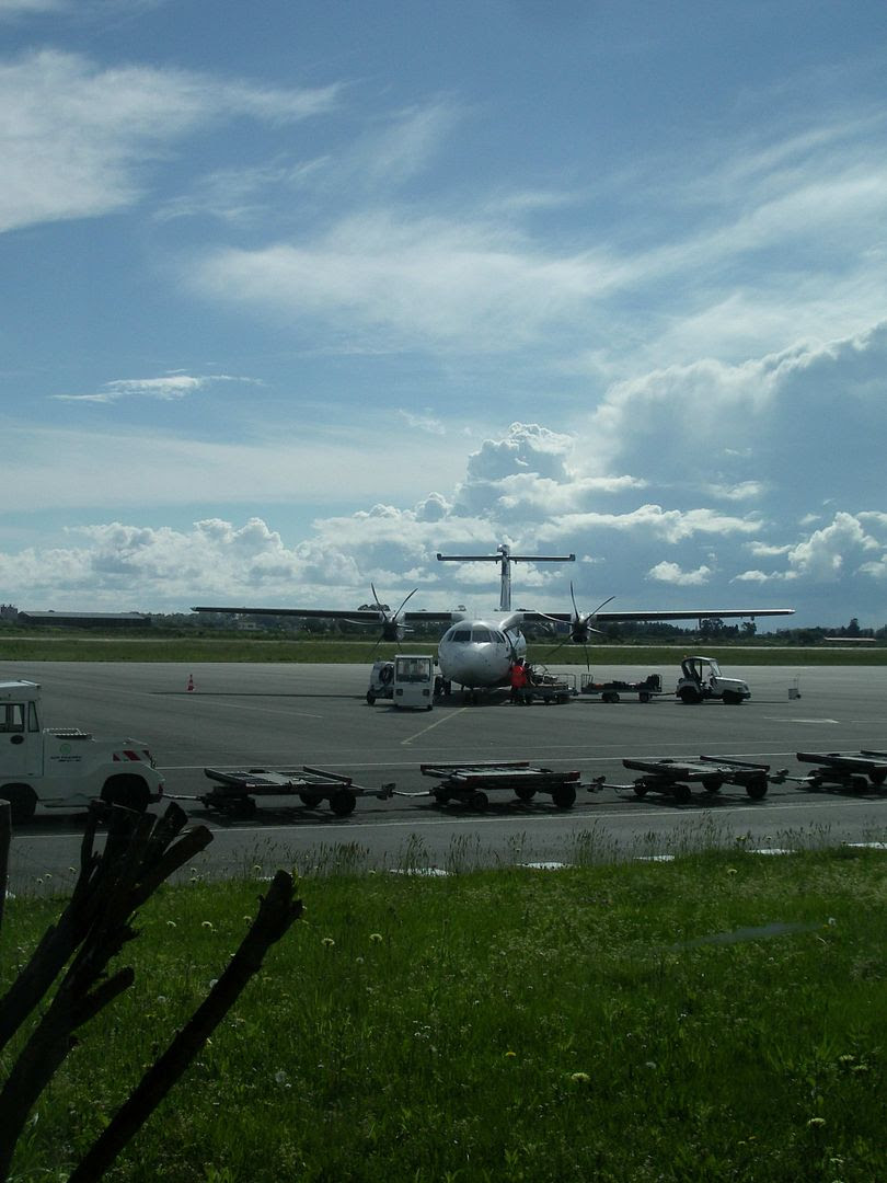 TRIPREPORTER: FRANKREICH/3: Nach Nizza auf CCM und der ATR72