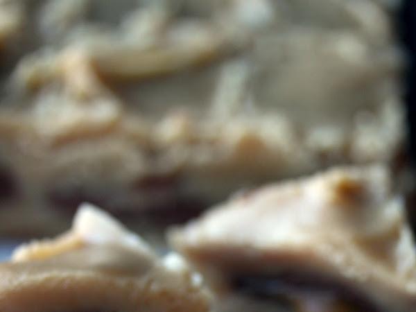 Caramilk Fudge
