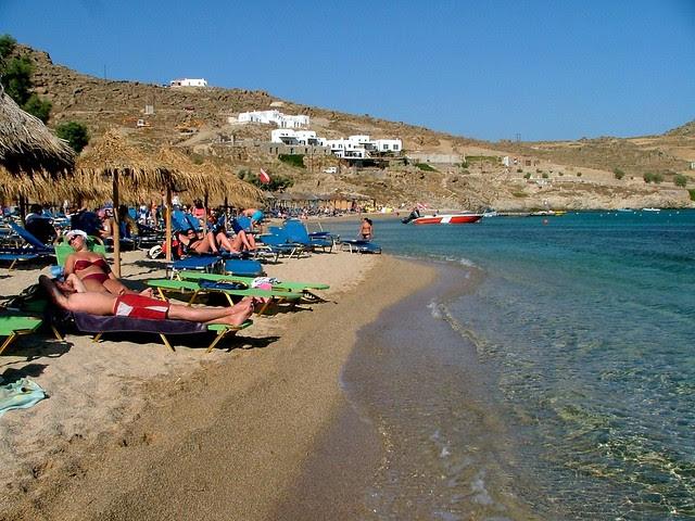 Paradise Beach - Myconos