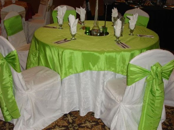Lime Green Centerpieces Agcrewall