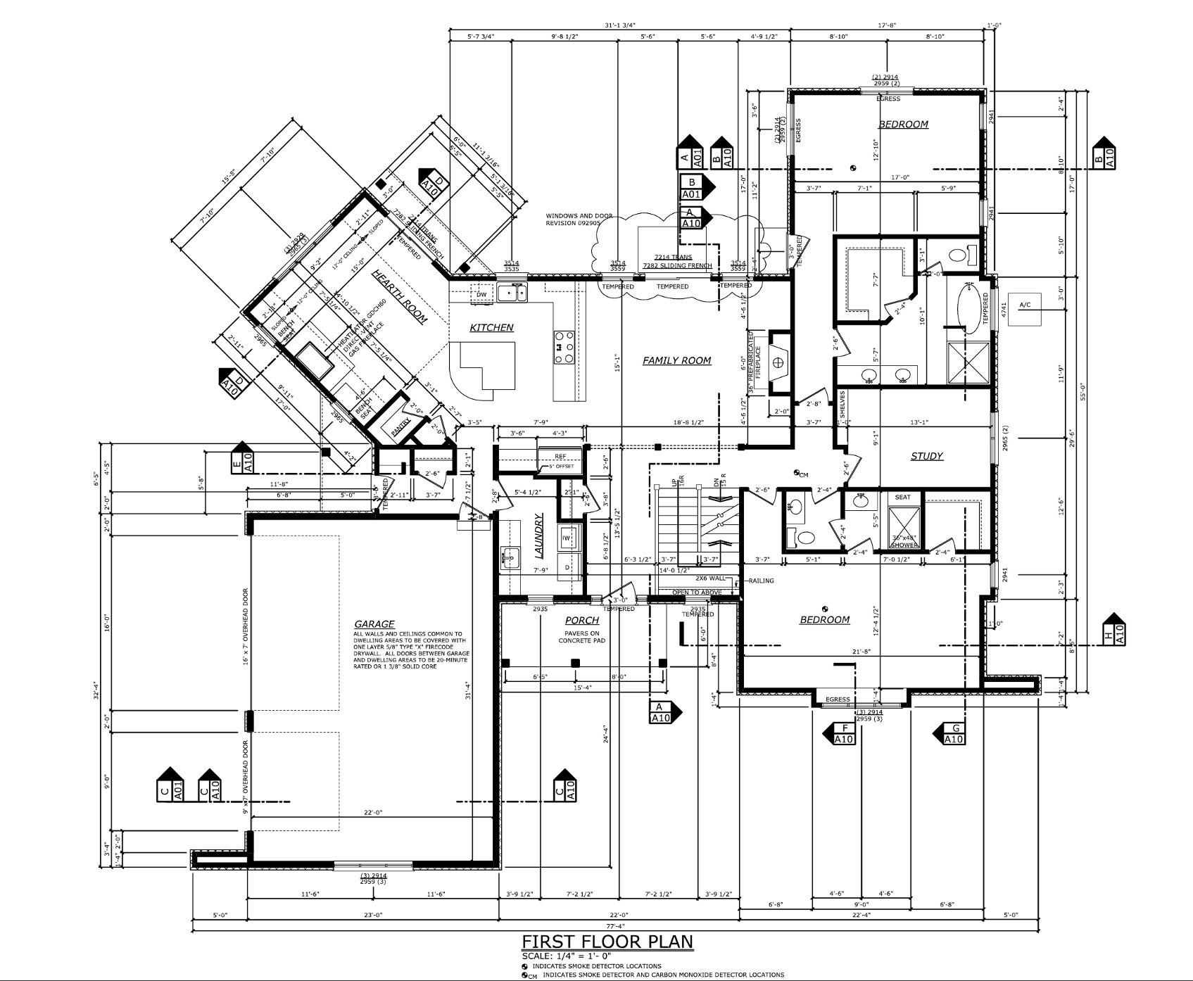 Residential Drawings  Professional Portfolio