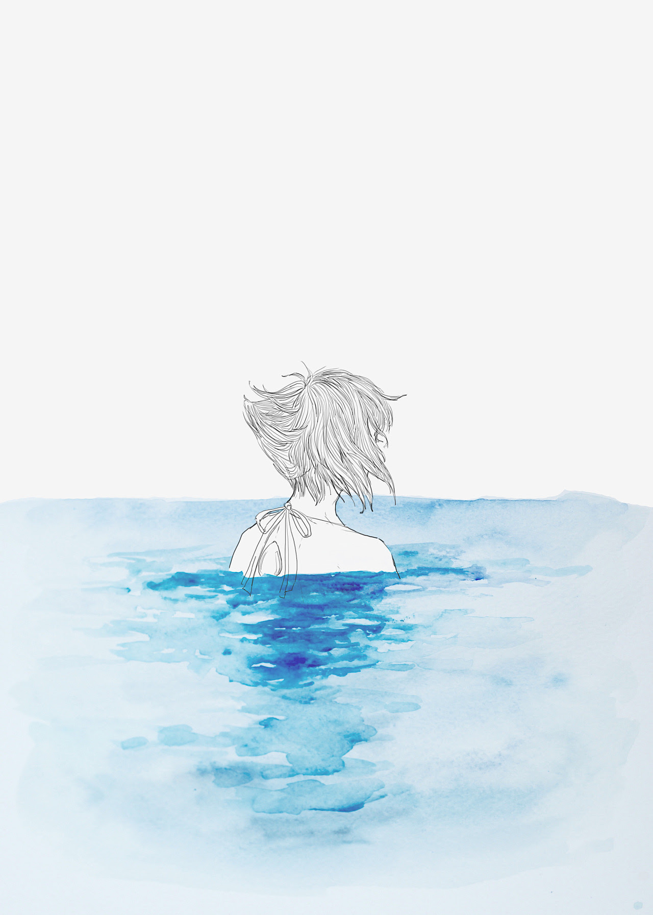 """""""Water is a part of who you are."""""""