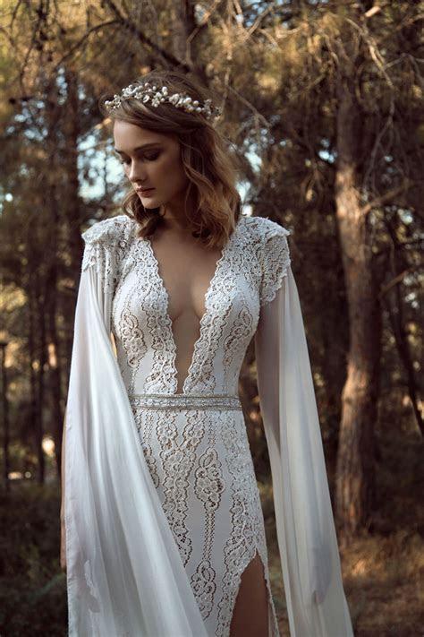 Wedding Dresses for the Urban Boho Bride: Gala Collection