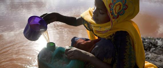 ETHIOPIA CHILDREN WATER