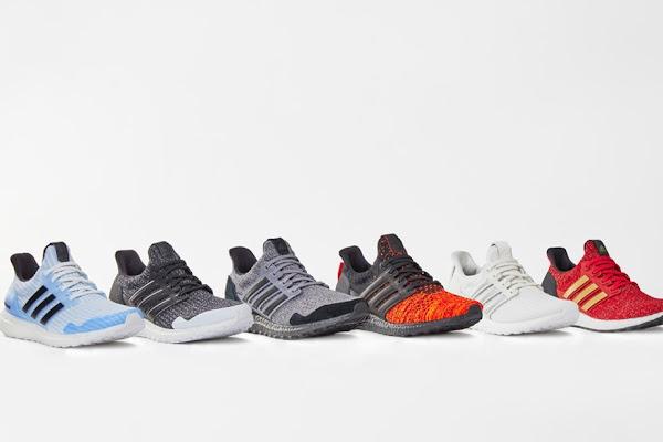 0fbbfcb4 Así luce la colección especial de Adidas inspirada en Game of Thrones
