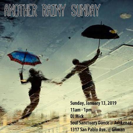 This Sunday At Soul Sanctuary Dance