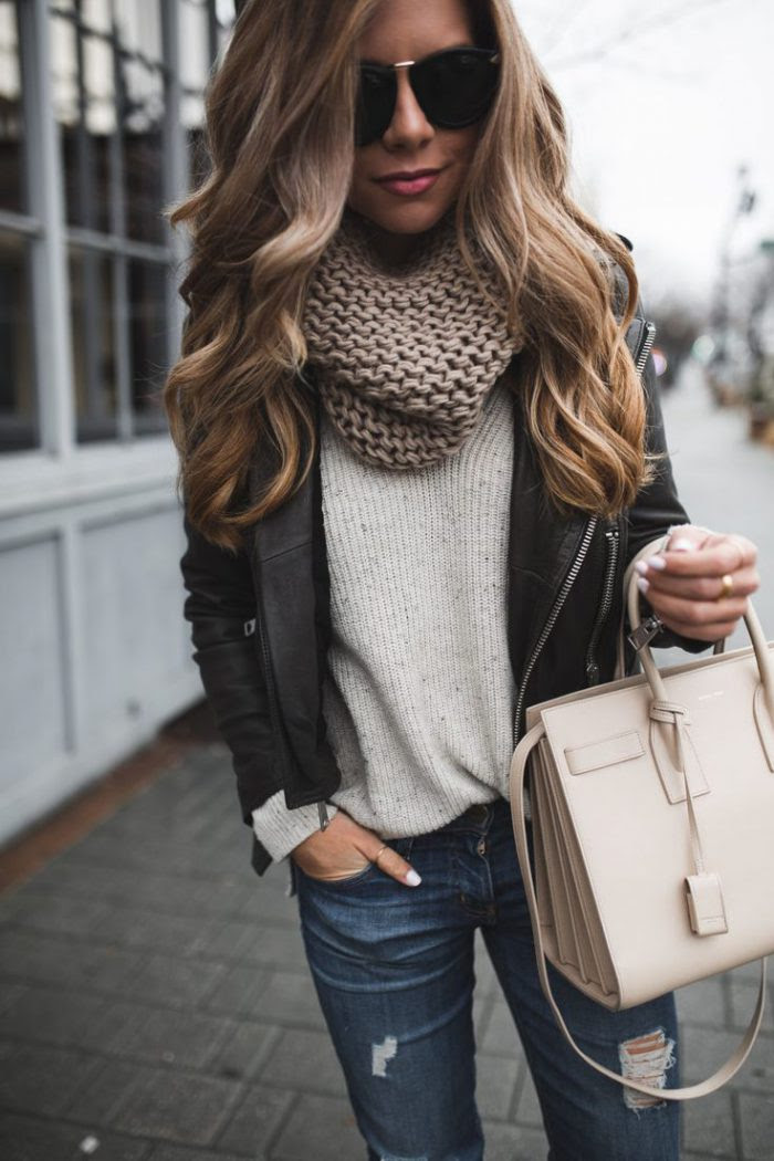 sweet winter outfit ideas for women 2020