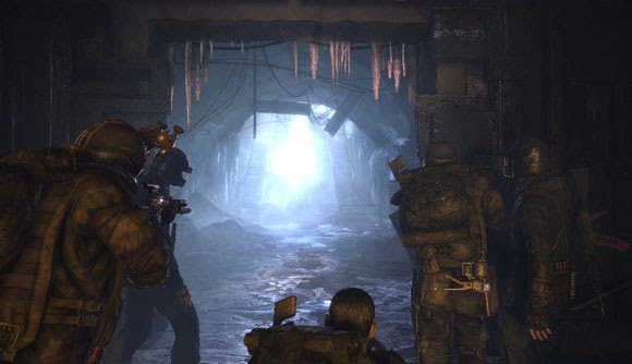Metro 2034 Last Light: Confirmed by THQ