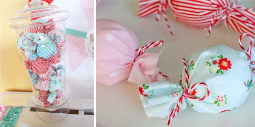 Party Reveal: Sugar & Spice - A Baby Shower for Twins!